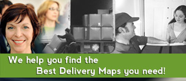 We help you find the best Delivery Maps you need!